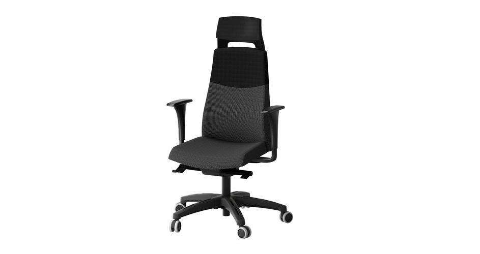 Sillas de oficina de calidad - Ikea sillas oficina ruedas ...