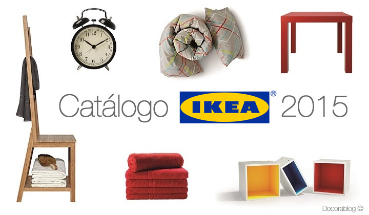 Montaje portada catalogo IKEA 2015