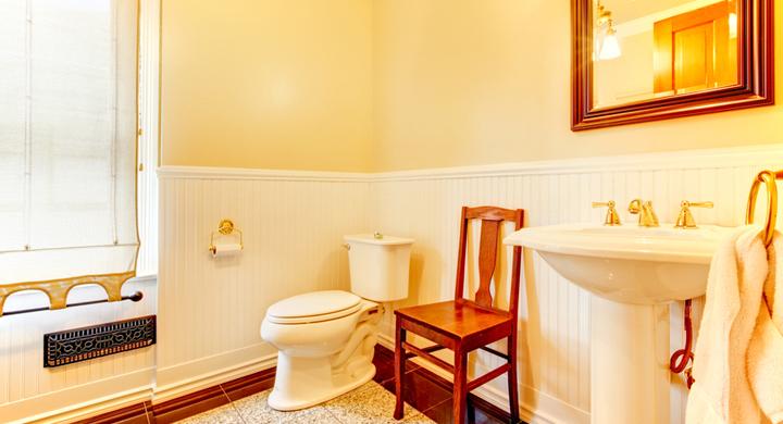 cuarto de bano antiguo