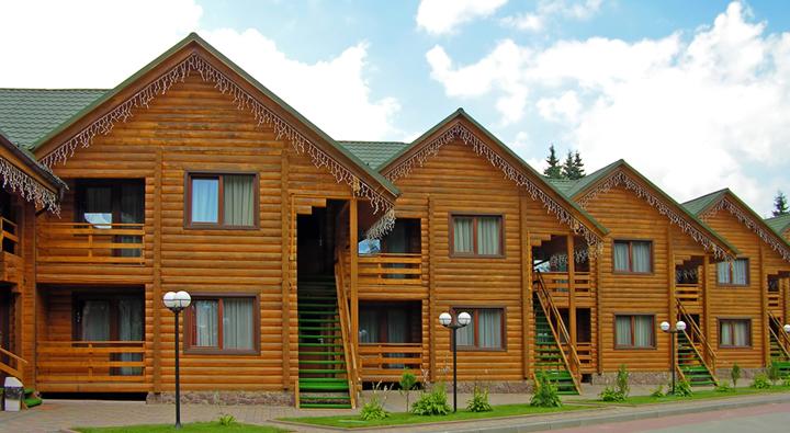 casas prefabricadas de madera