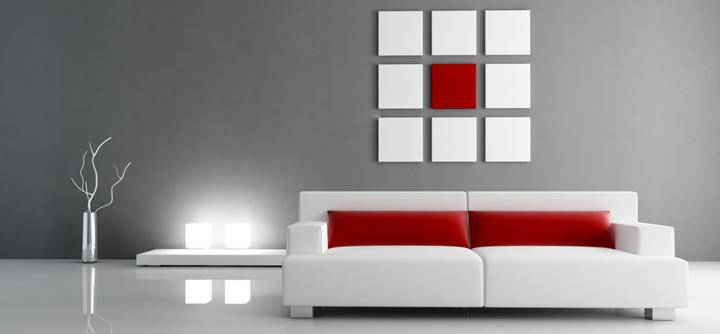 Los colores m s utilizados para pintar paredes - Decoracion con pinturas en paredes ...