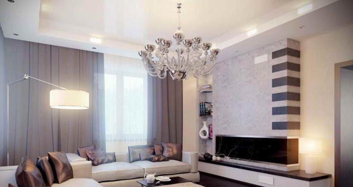 Lámparas colgantes para el salón
