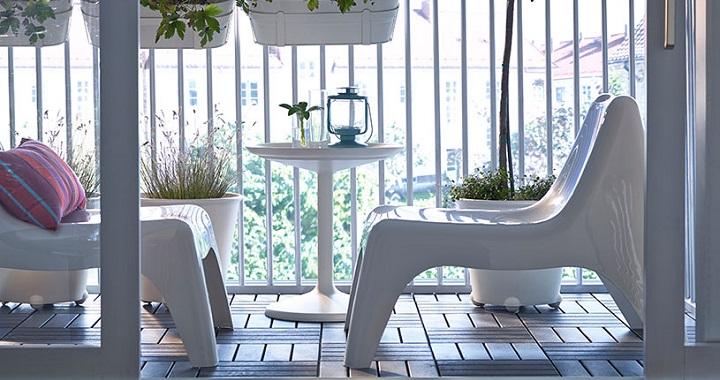 Muebles de exterior para tu terraza y jardin
