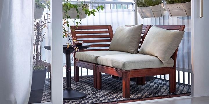 muebles de exterior de IKEA 20142