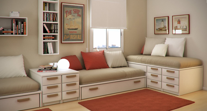 decorablog revista de decoraci n. Black Bedroom Furniture Sets. Home Design Ideas