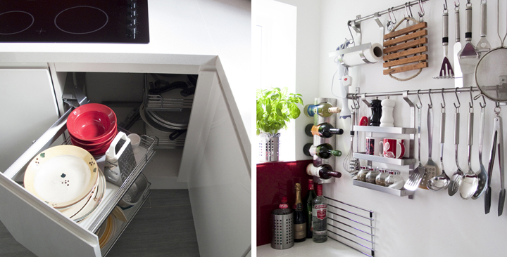 Muebles para casas peque as - Soluciones para casas pequenas ...