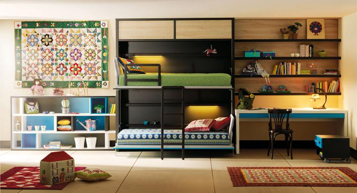 Muebles que te permiten ganar espacio