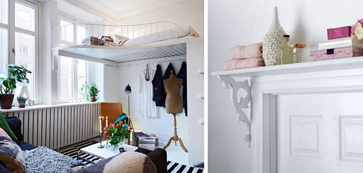 Contemporáneo Ahorro De Espacio Muebles De Exterior Friso - Muebles ...
