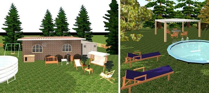 Disear casas online plantas de casas com quartos grtis for Disenar casas online