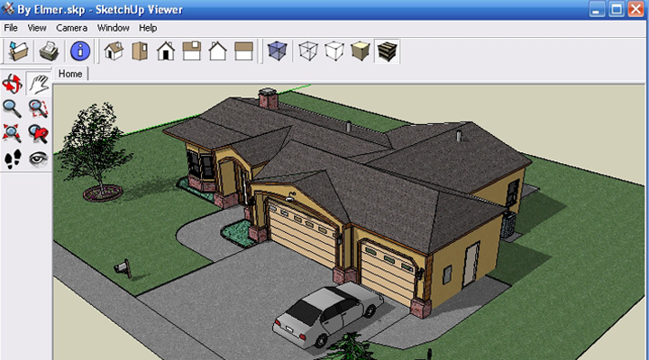 Decorablog revista de decoraci n for Programas para disenar casas en 3d gratis