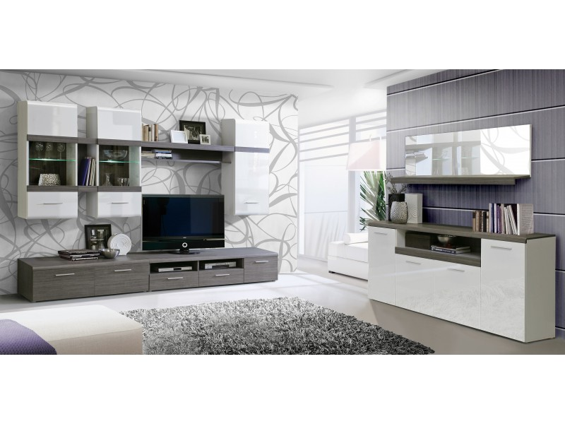 Muebles recibidor conforama 20170809202441 for Muebles tv conforama