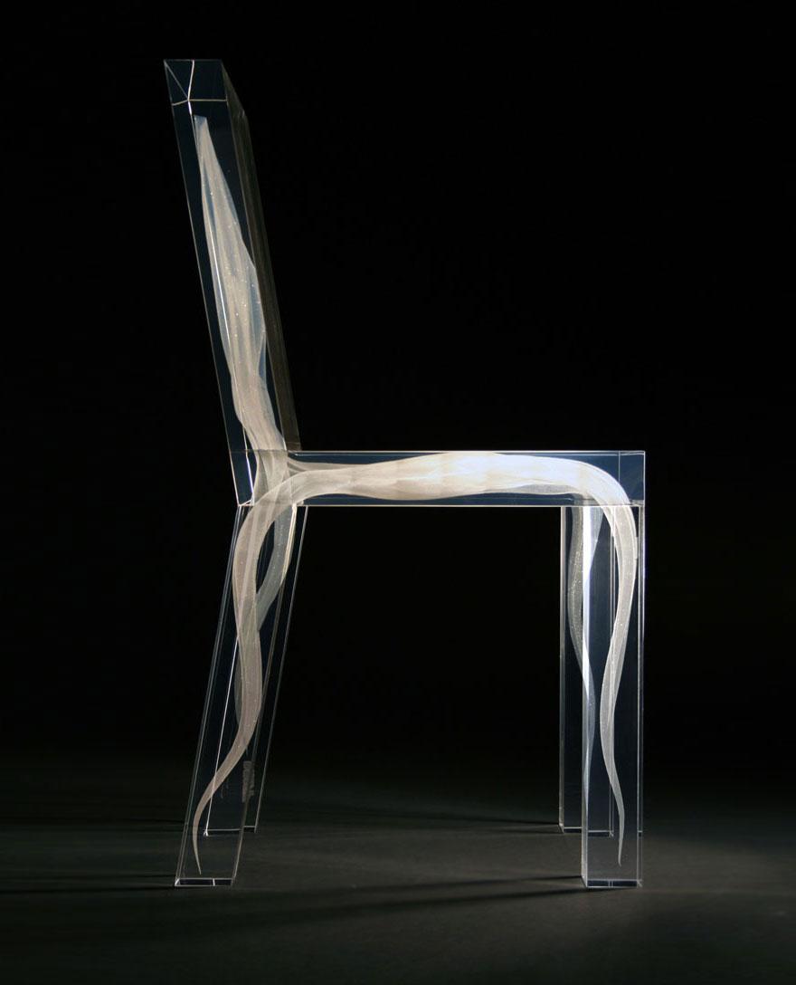 silla fantasma