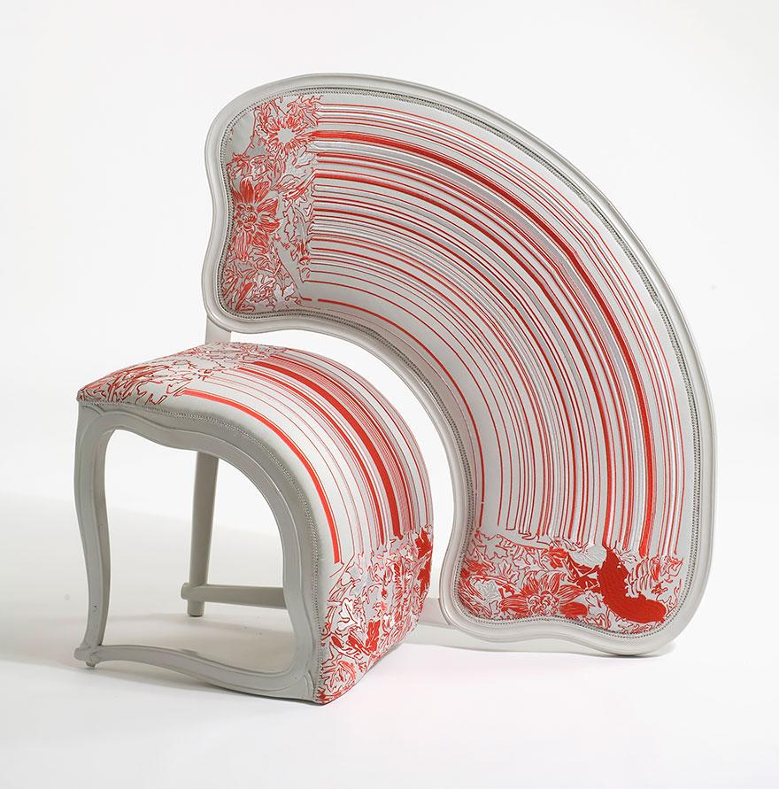 silla rara 2