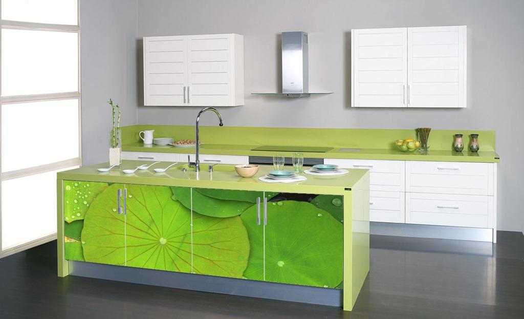 Cocinas modernas14 for Enchapes cocinas modernas