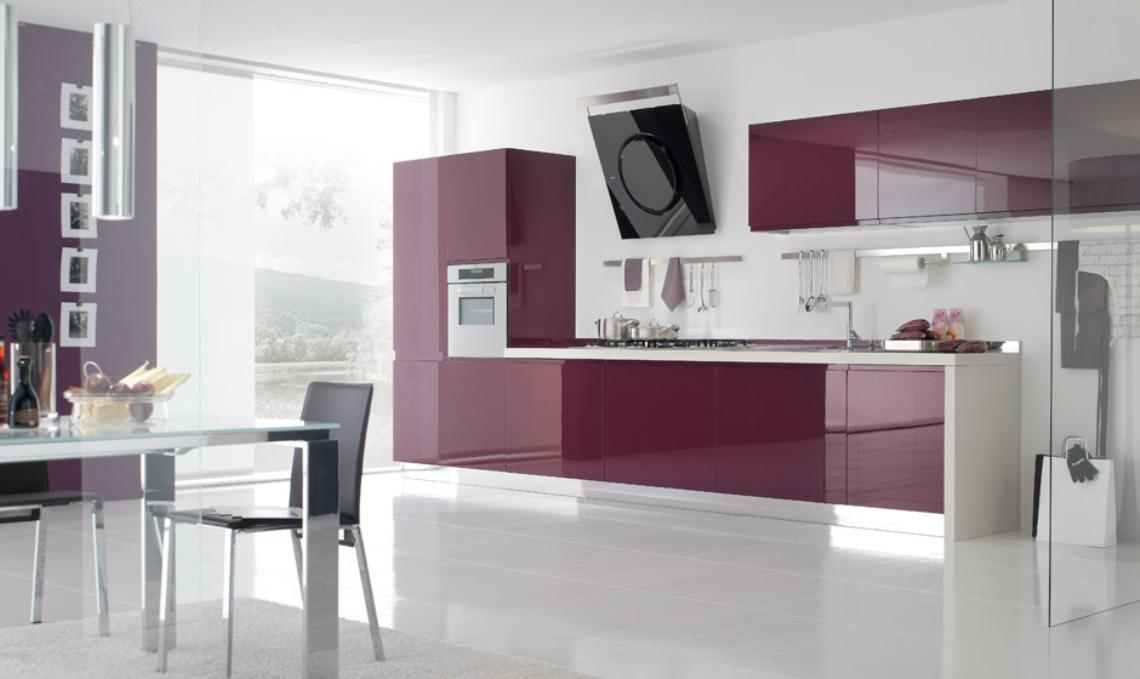 Fotos de cocinas modernas for Modelos de cocina comedor modernos