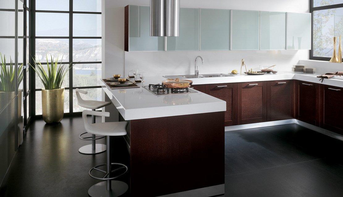 Fotos de cocinas modernas for Fotos para cocinas modernas