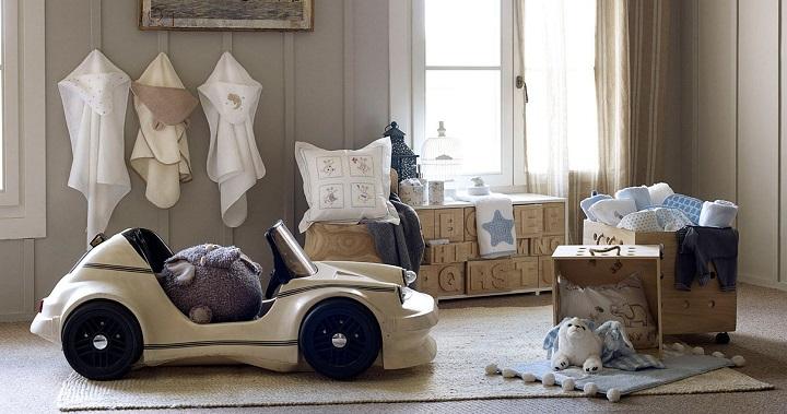 Colecci n de zara home kids oto o invierno 2014 2015 - Zara home kids cortinas ...