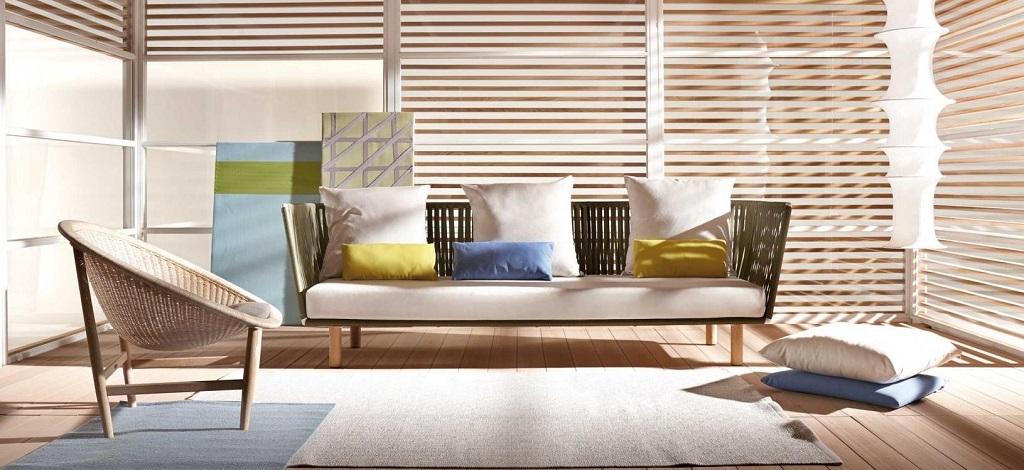 Catálogo de muebles de jardín Kettal 2014