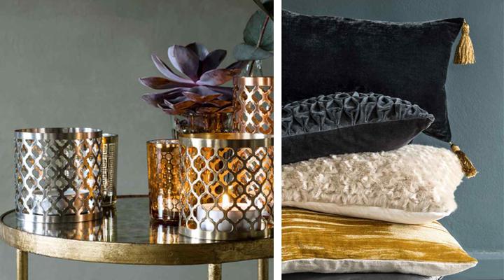 Colecci n moderna para el hogar h m oto o invierno 2014 2015 for Accesorios decorativos para el hogar