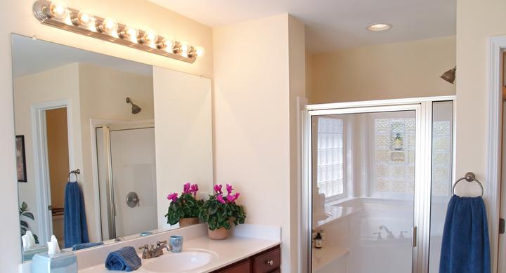 Espejos para el ba o con luz for Espejos cuarto de bano