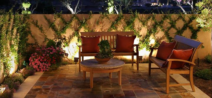 Fotos de jardines y terrazas - Terraza y jardin ...