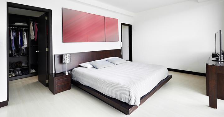 muebles modernos para el dormitorio