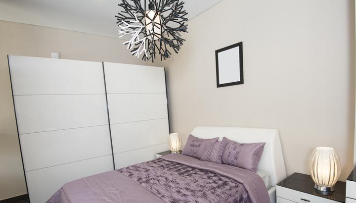 L mparas para el dormitorio - Lamparas de techo dormitorio ...