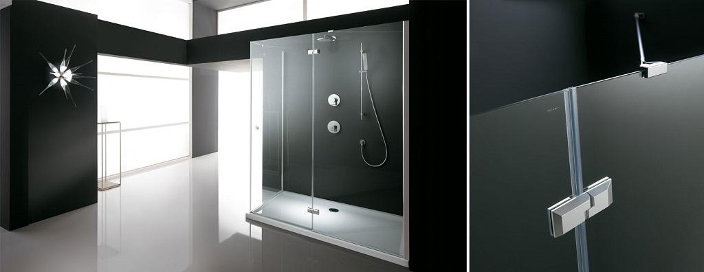 C mo instalar una ducha con mampara for Instalar ducha