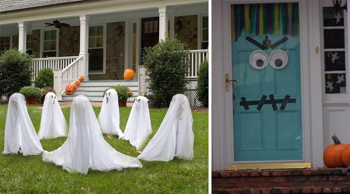 Manualidades para decorar en halloween - Decorar la casa con manualidades ...