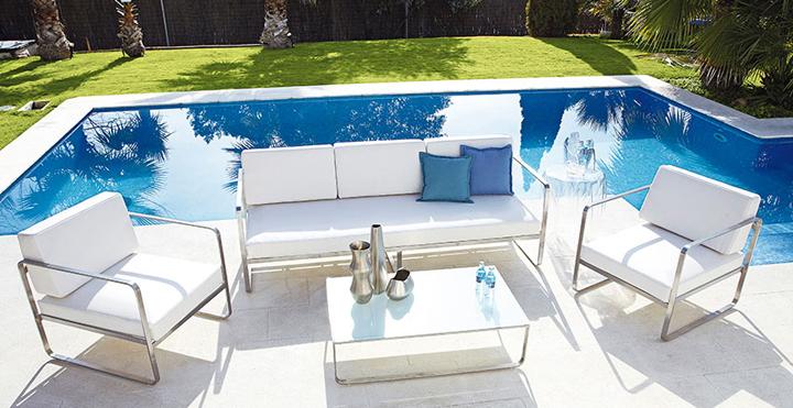 Muebles baratos para el jard n for Sillones terraza baratos