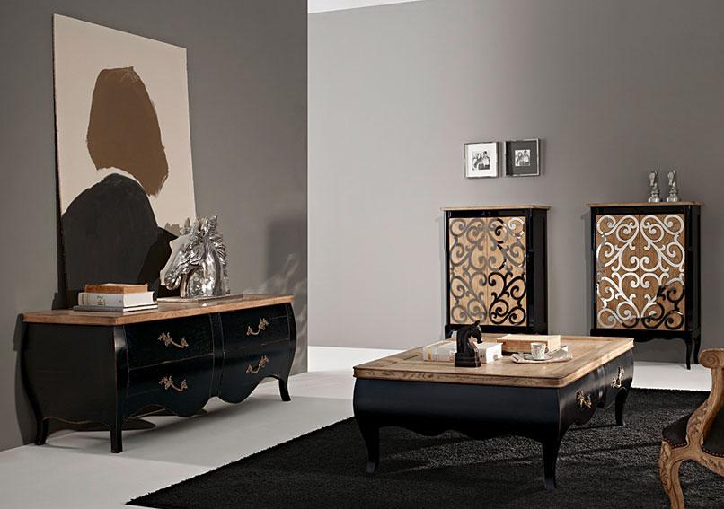 Muebles estilo clasico12 for Muebles estilo clasico