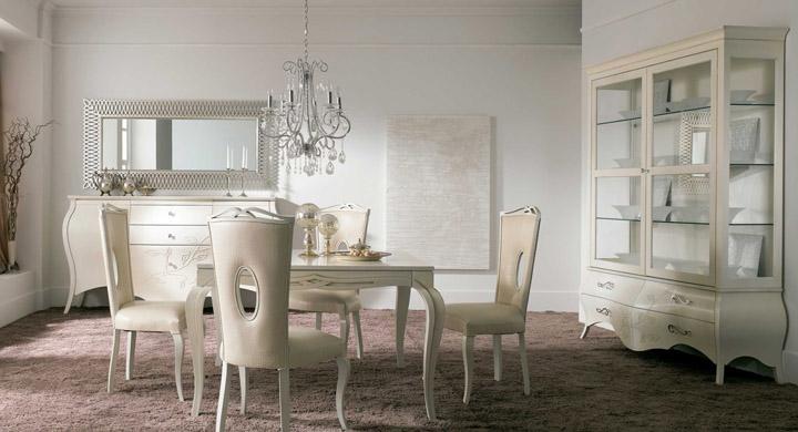 Muebles de estilo clásico