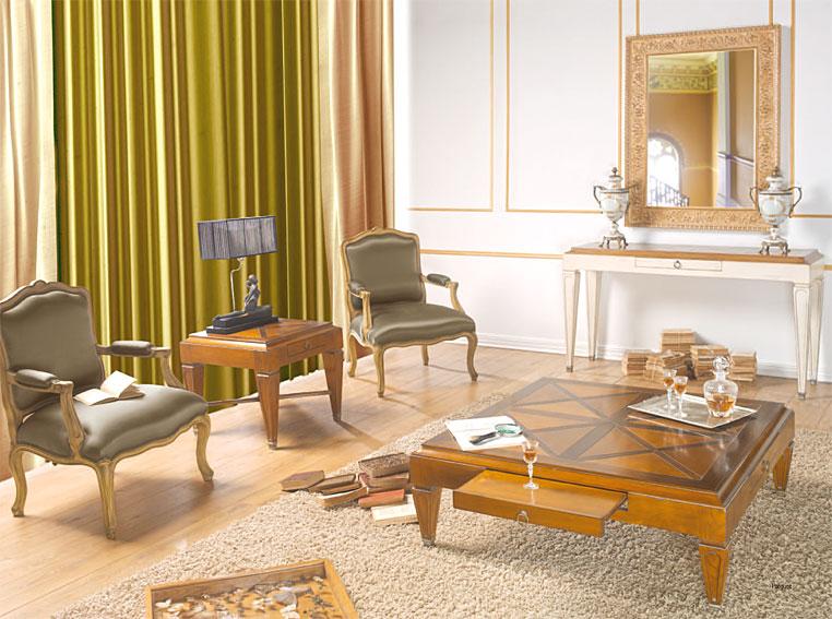 Muebles de estilo cl sico - Estilo de muebles ...