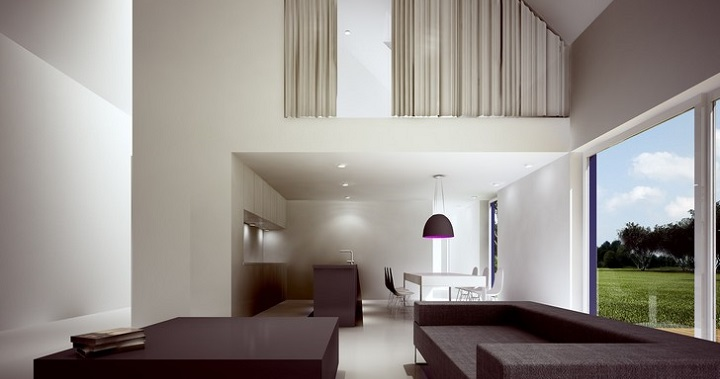 planos casas modernas