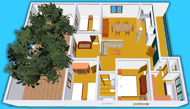 planos de casas rurales