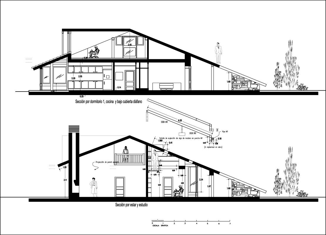 Planos de casas rurales7 - Planos de casas rurales ...