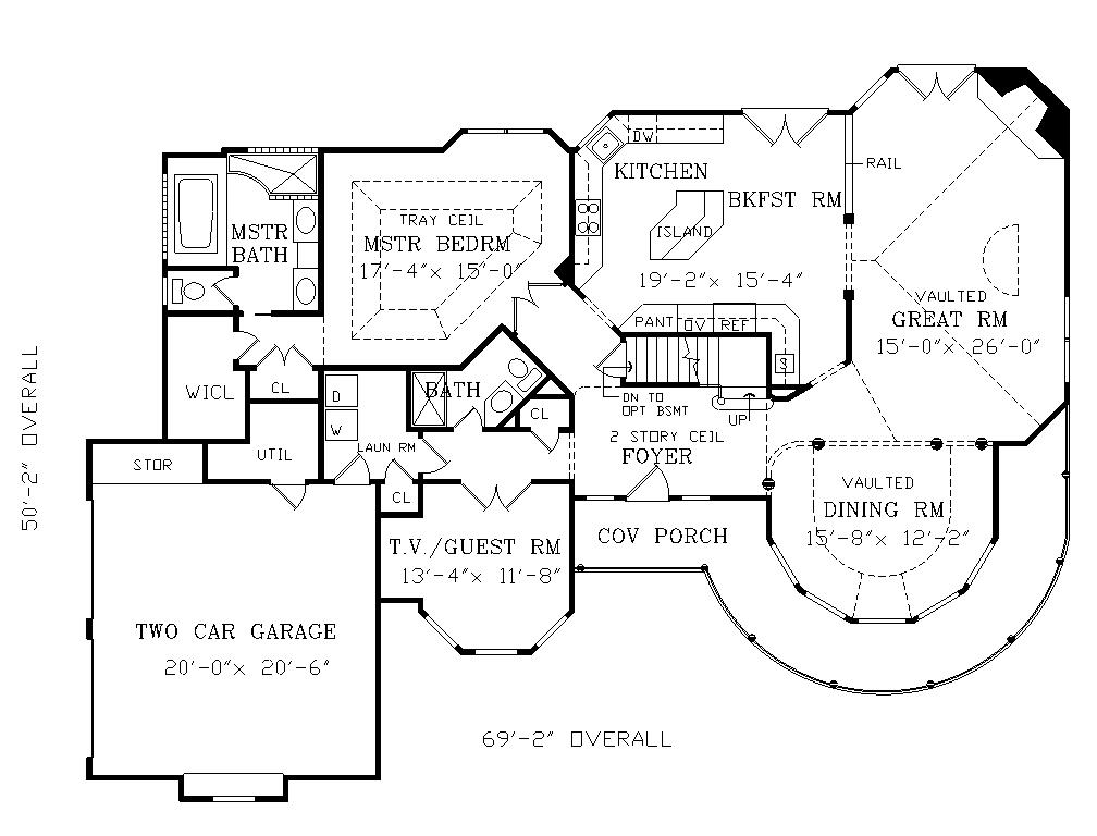Planos de casas rurales - Planos de pisos de lujo ...