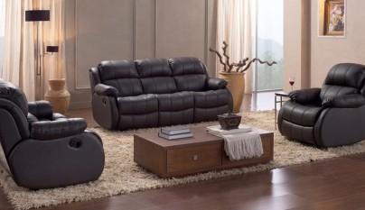 Sof s de piel baratos for Donde puedo encontrar muebles baratos