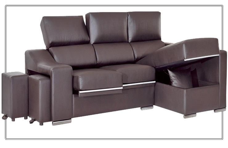 5sofas de piel baratos muebles boom2 for Sofas de jardin baratos