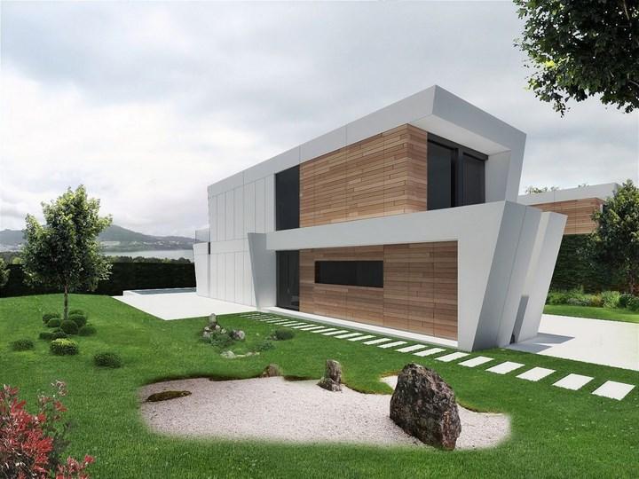 Decorablog revista de decoraci n for Casas prefabricadas minimalistas