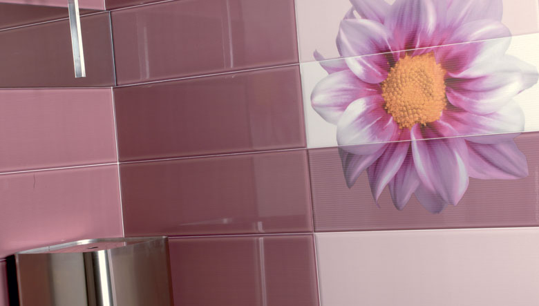 Azulejos Baño De Colores:Color Idea Scheme Bathroom Tile