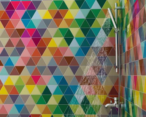 Azulejos de colores para el bano2 - Azulejos de colores ...