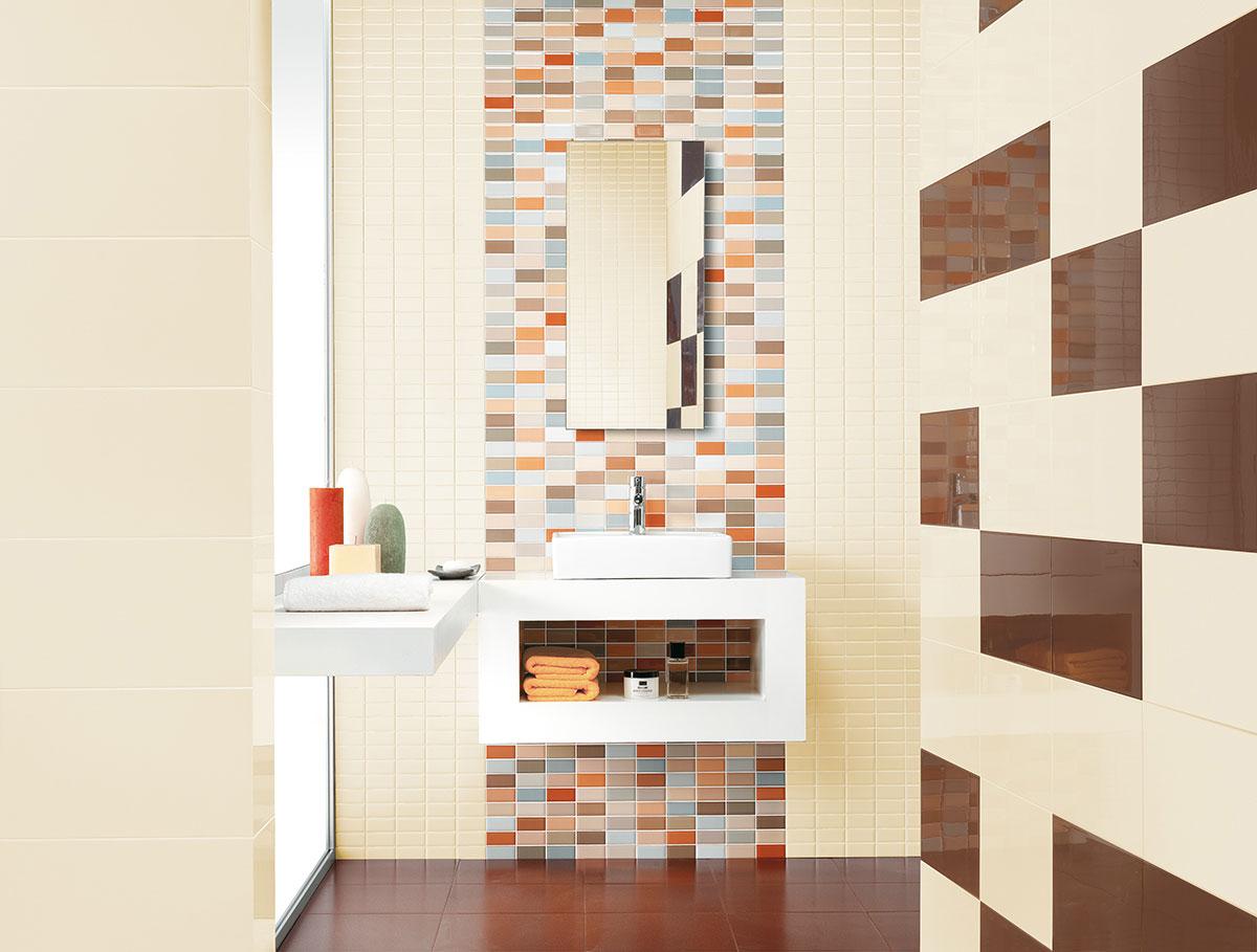 azulejos de colores para el bano3 On colores de azulejos para banos