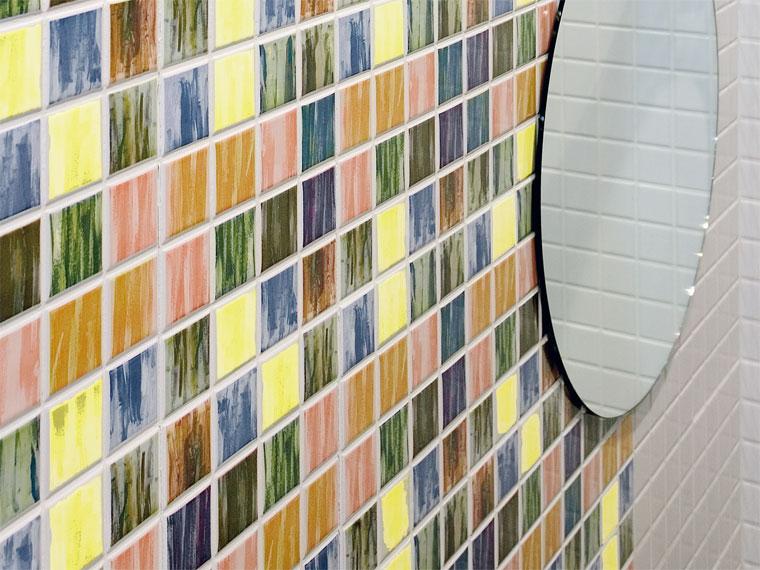 Baños Azulejos De Colores:Azulejos de colores para el cuarto de baño (33/43)