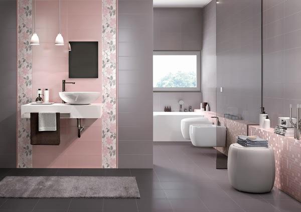 Ba o azulejos colores - Azulejos de colores para banos ...