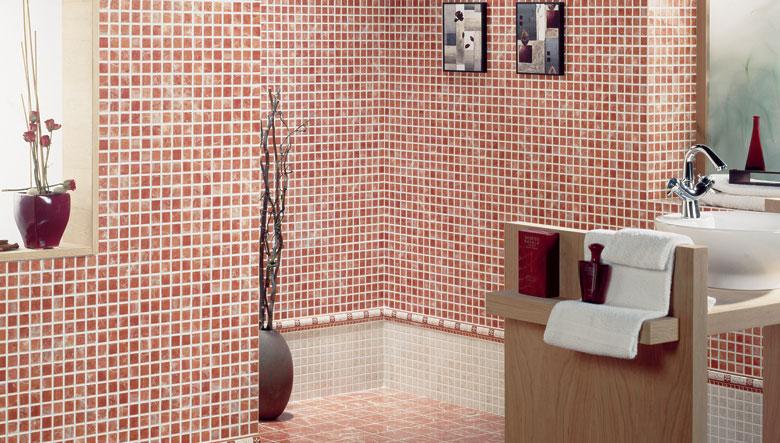 Azulejos de colores para el bano7 - Azulejos mosaicos para banos ...