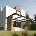 Casas prefabricadas de A-cero: dossier 2014