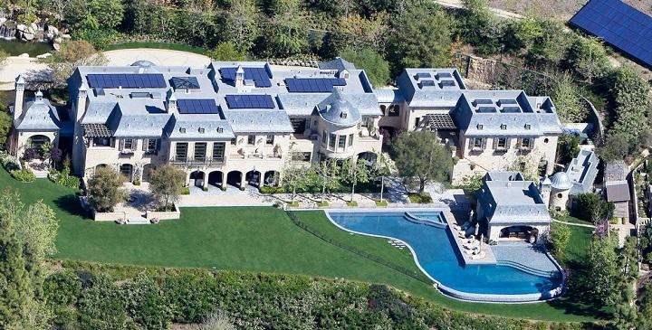 Casas de famosos4