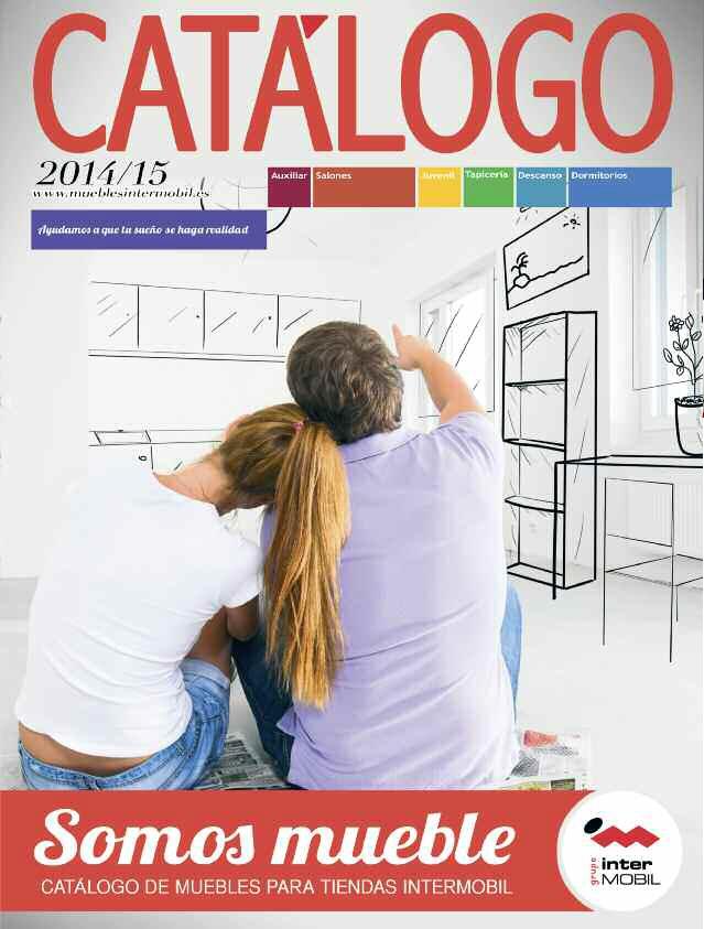 Catalogo muebles intermobil 2014 20151 - Muebles yecla catalogo ...