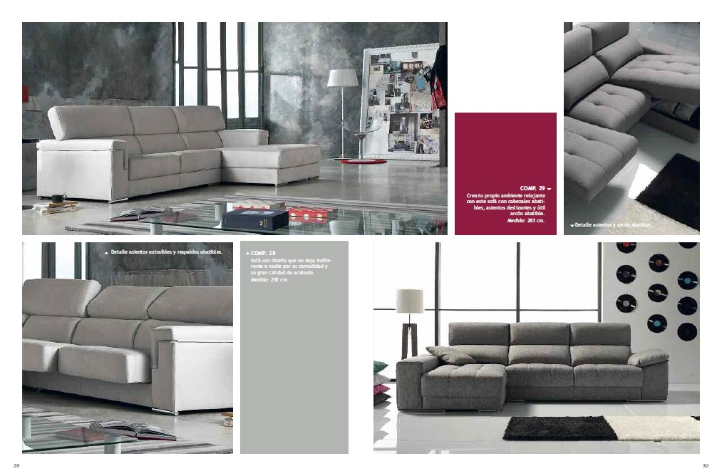 Catalogo muebles intermobil 2014 201511 for Muebles lucena catalogo